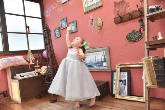 cotori結婚式キッズドレス