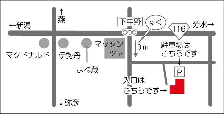 サマンサハート地図